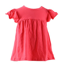 Yiwu summer Comfortable baby clothing 100% cotton kids fashion dresses pictures