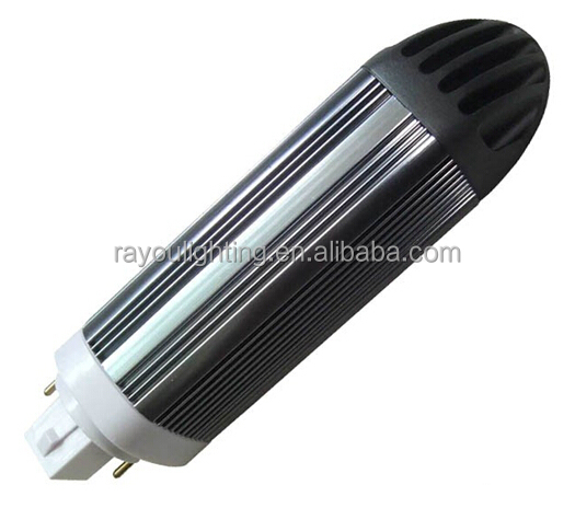 g24 led lamp compatible electronic ballast g24d 2 led 8w 13w g24 plc led lamp for cfl replace. Black Bedroom Furniture Sets. Home Design Ideas
