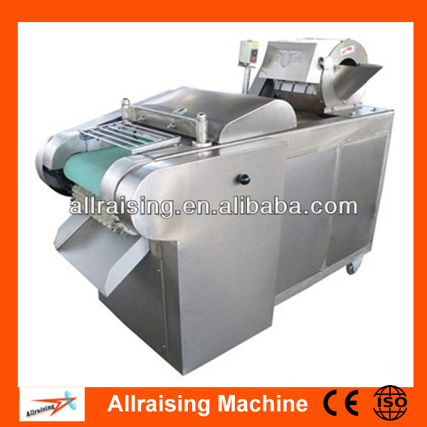 Newly high efficiency semi-automatic vegetable and fruit dicer machine