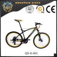 sports 21speed mountain bike, 26 inch aluminum alloy mountain bike, high quality mountain bicycle for sale