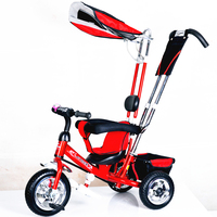 Factory hot sale cheap children tricycle three wheels kids trike for baby pedal car