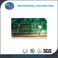 high frequency 4 layer PCB circuit board fabrication