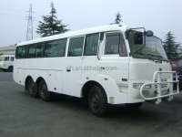 EQ6840PT Dongfeng 6x6 off road bus