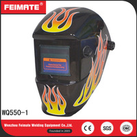 FEIMATE Auto-Darkening Customized Logo Welding Helmet With Sensitive Button