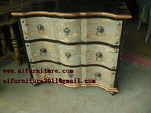 DRESSER FRENCH FURNITURE INDONESIA-BANYU2 DRESSER -DRESSER ANTIQUE FURNITURE INDONESIA