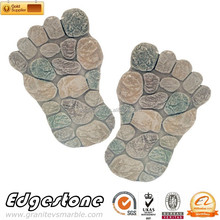 Foot Shape Stepping Stone