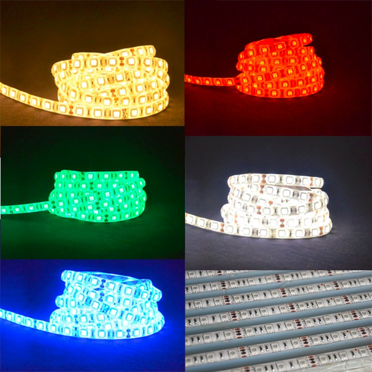 rohs led strip light 24V led strip 144 ws2812b