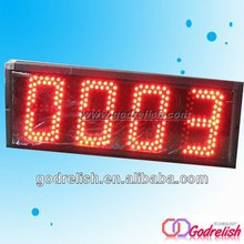 Brand new led counter infrared counter