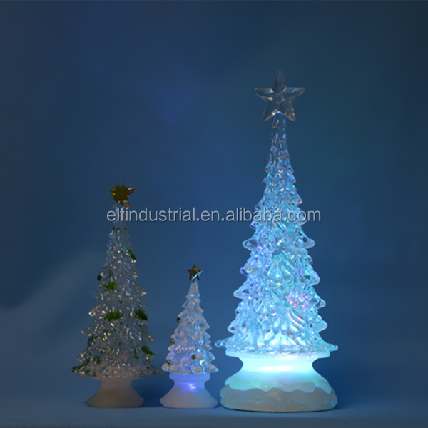 best selling christmas products red/green led lighted spiral christmas tree