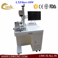 Best Service stainless steel engraving/portable laser marking machine