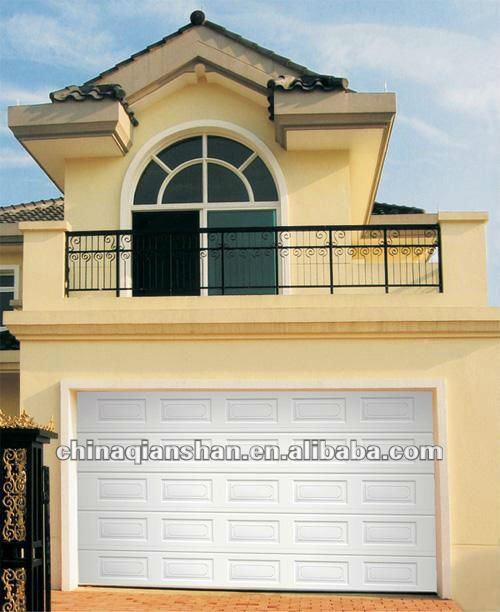 Automatico porta del garage sezionali con ce, porta sezionale-Porta-Id prodotto:51323608-italian ...