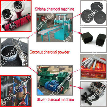 Coconut Shisha Charcoal Machine, Hookah Charcoal Machine, Charcoal Press Machine for Hookah Shisha