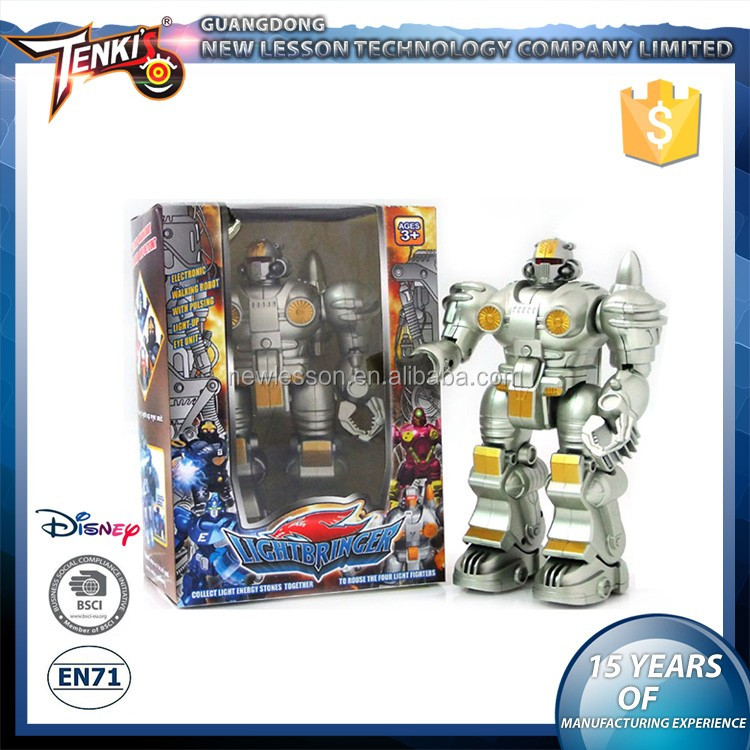 silver Educational us roboactor humanoid intelligent programmable robot Model Toy