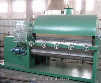 the pure quality full stainless steel Biotechnology industry rolling scratch board drier