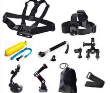 Factory Price Gopros accessories set, Gopros camera accessories kit for Go pro Heros accessories
