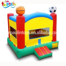 China Gold Supplier excellent quality crazy sport inflatable bouncer jump game for sale outdoor