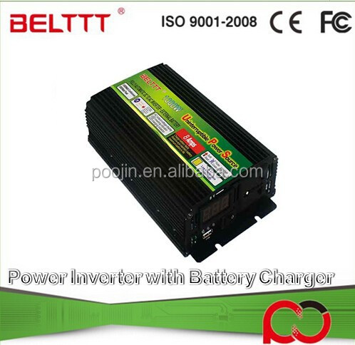 Competitive Price 1000W Inverter DC to AC Inverter UPS Battery Charger Solar Inverter