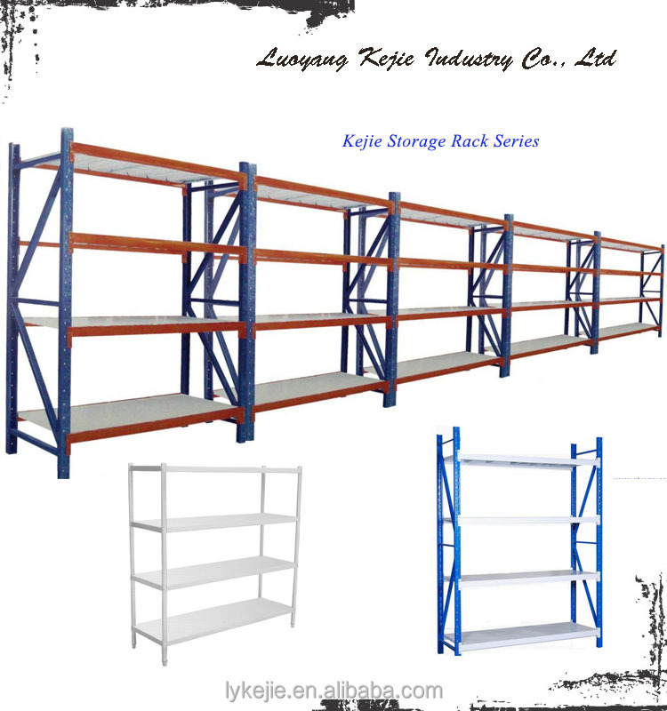 Heavy mobile store shelves for supermarket