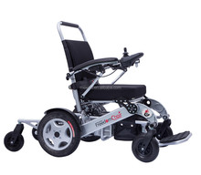 rehabilitation training folding power chair for elderly use manufacturer