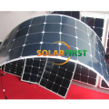 120W semi flexible solar panel sale high efficiency solar cell for sale