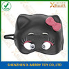 X-MERRY lovely cartoon pussy cat Kids EVA Foam animal mask with elastic EVA Party loot Bag Toy fancy dress Costume