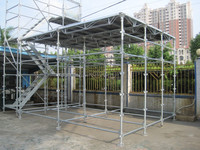 Kwikstage Slab Scaffolding for Concrete Formwork