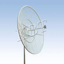 2.4GHz High Gain WLAN WiFi Aluminum Grid Parabolic Dish Antenna
