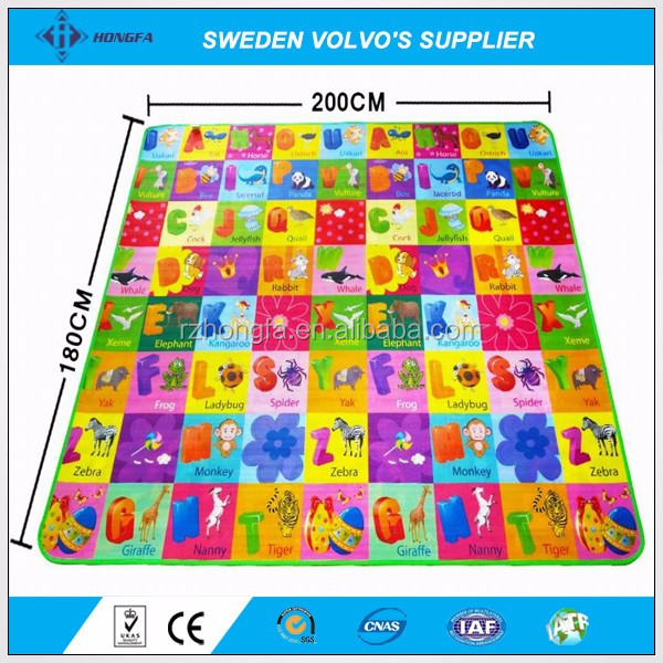 High Quality Large Baby Crawl Mat