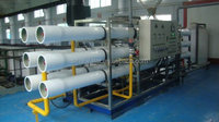 Effective and Evironmental friendly 6000L/H RO mineral water plant / filter / purifier