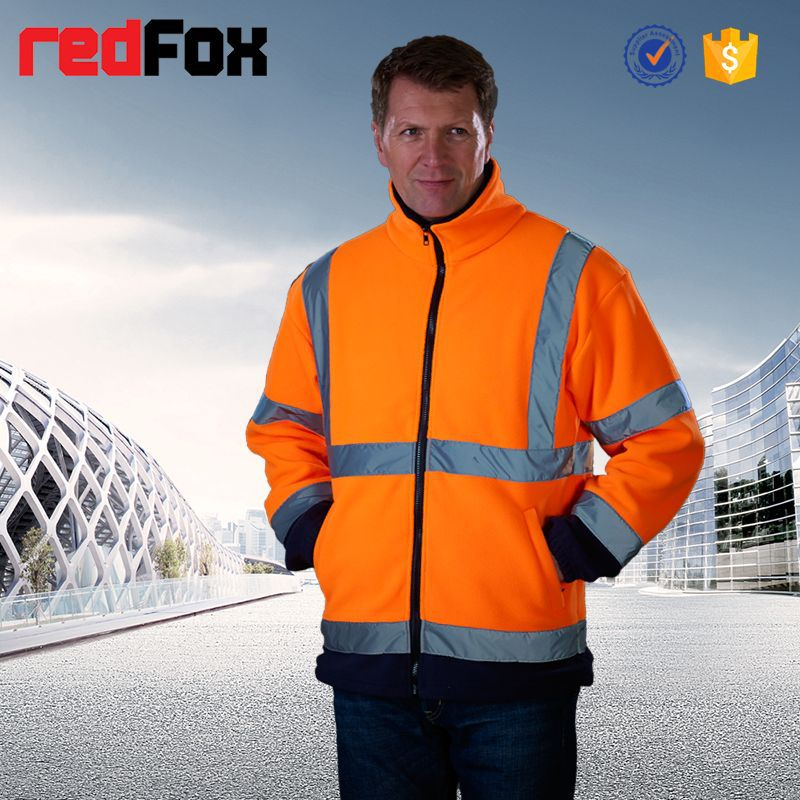high quality reflective winter garment