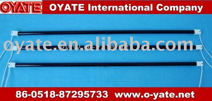 Carbon Fiber Quartz Infrared Halogen heating tube