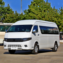 Brand New China 13 - 15 Seats Luxury Hiace Commuter Van Mini Bus for Sale