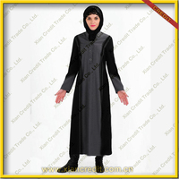 New black abaya ladies abaya in India
