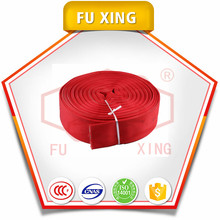 Competitiveness price TPU lined fire hose, 1.3Mpa 65mm filament fabric fire hose ,thinner and flexible hose