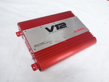 V12 80W 4channel car audio amplifier car amplifier car equalizer amplifier