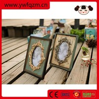 Wholesale raw material stand paper photo frame