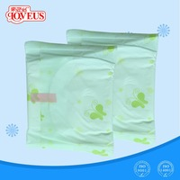 China Good Supplier feminine hygiene cotton sanitary towels