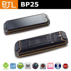 BATL BP25 LT656 dual 3G card android rugged cell phone with mini USB friendly touch screen