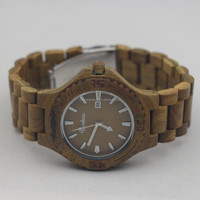 fashion unisex watch the wood full movie natural quality bamboo custom wood watch