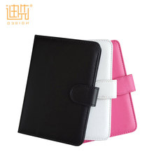 Fancy design ladies pu leather tablet case leather flip case cover for 7 inch tablet pc
