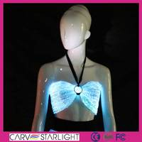 2015 hot sale fashion Sexy Japanese cute girl led glowing bras