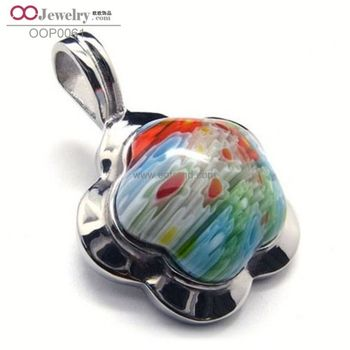 Permanent Shell Stainless Steel Pendant Necklac With Ce Certificate