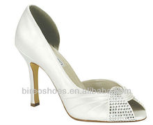 wedding shoes bridal shoe new fashion 2014(style no. WE095)