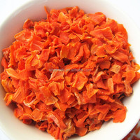 Cube Shape and AD Drying Process dehydrated carrot