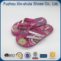 embossed flip flops embossed flip flops ladies wedge fabric strap flip flops