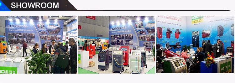 Fuel injection system testing machine HO-2H , injector cleaner for Motorcycle