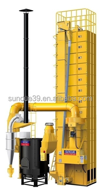 SUNCUE BB-18 BIOMASS FURNACE GRAIN DRYER