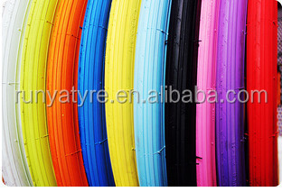 color tire 26*1.95