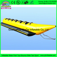 Hot Gym Equipment In Summer The PVC Inflatable Boat Ocean Kayak
