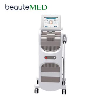 Commercial Professional CE Approved 808 Diode Laser Equipment Painless Permanent Hair Removal Machine Price